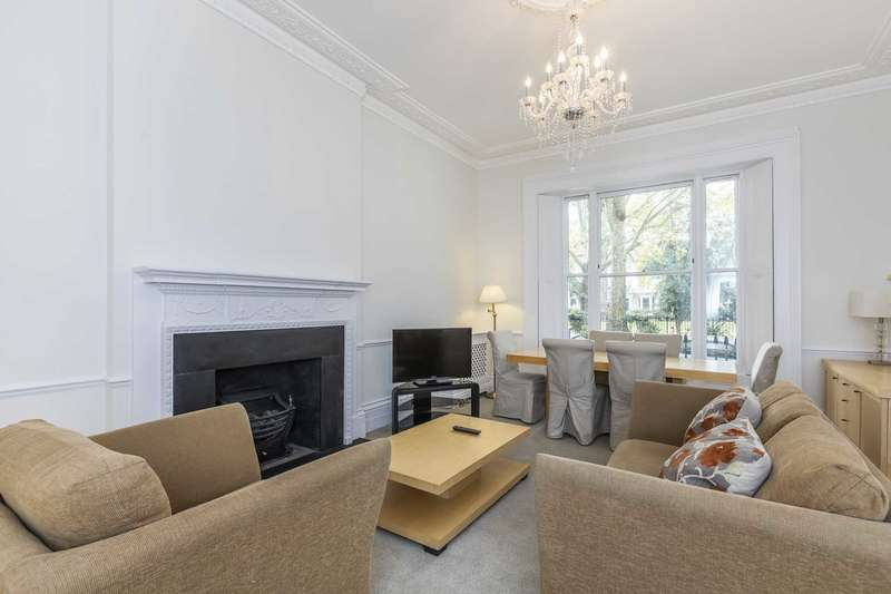 2 Bedrooms Flat for sale in St Georges Square, London, SW1V