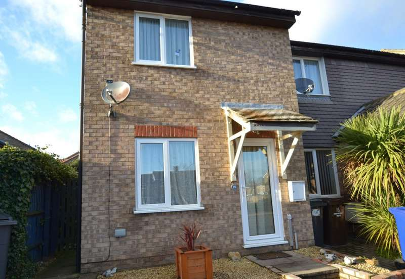 2 Bedrooms End Of Terrace House for rent in Beard Road, Bury St Edmunds