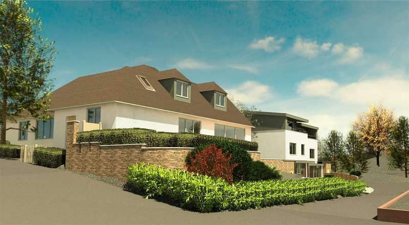4 Bedrooms Detached House for sale in The Home Croft, Nottingham