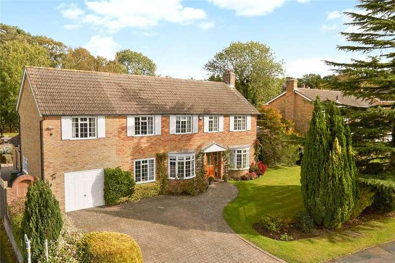 4 Bedrooms Detached House for sale in Newlands, Langton Green, Tunbridge Wells, Kent, TN3