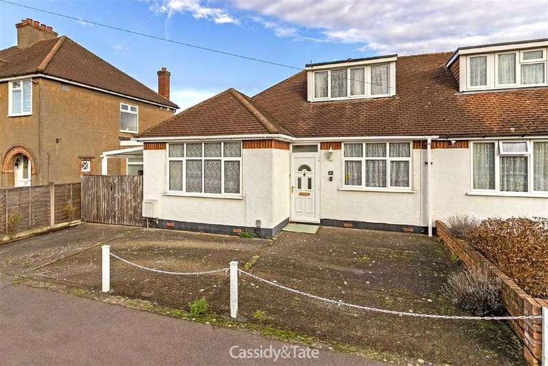 3 Bedrooms Property for sale in Guildford Road, St. Albans, Hertfordshire