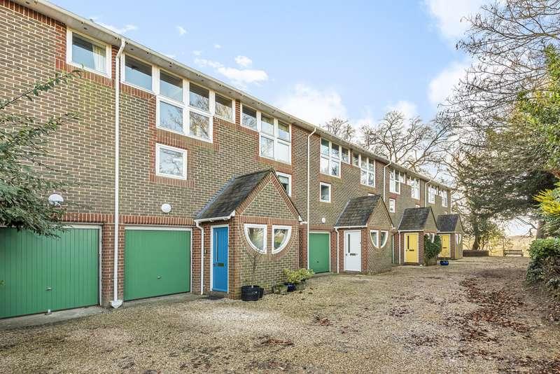 2 Bedrooms Terraced House for sale in Stockbridge