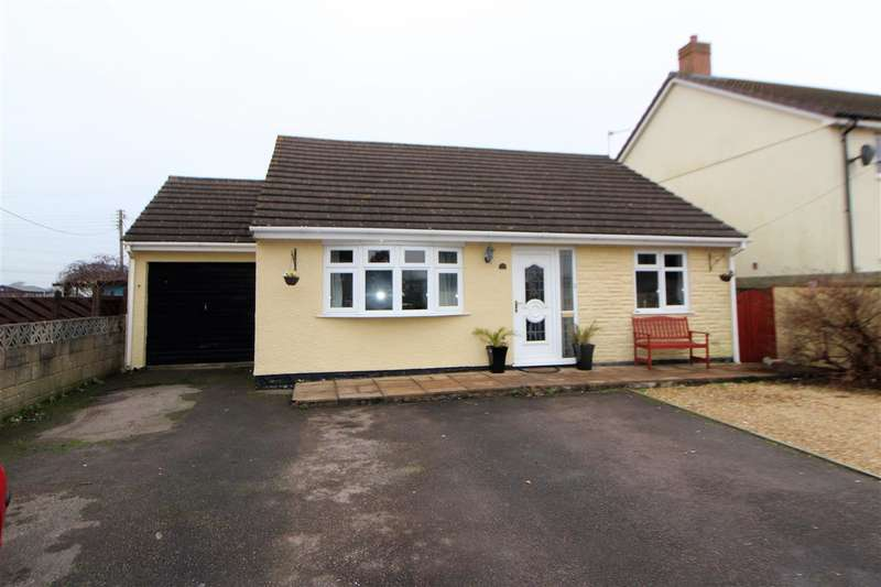 3 Bedrooms Bungalow for sale in Seaview, Sudbrook, Caldicot