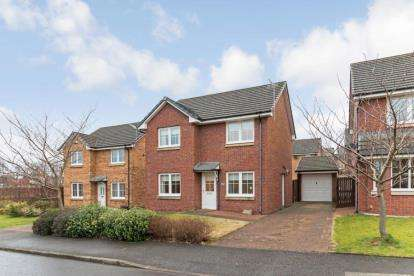 3 Bedrooms Detached House for sale in Myreside Crescent, Eastfields