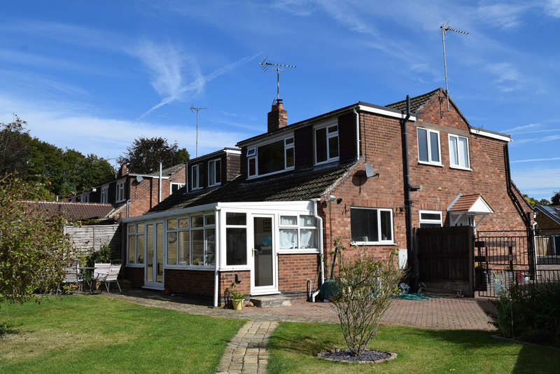 4 Bedrooms Semi Detached House for sale in The Paddock