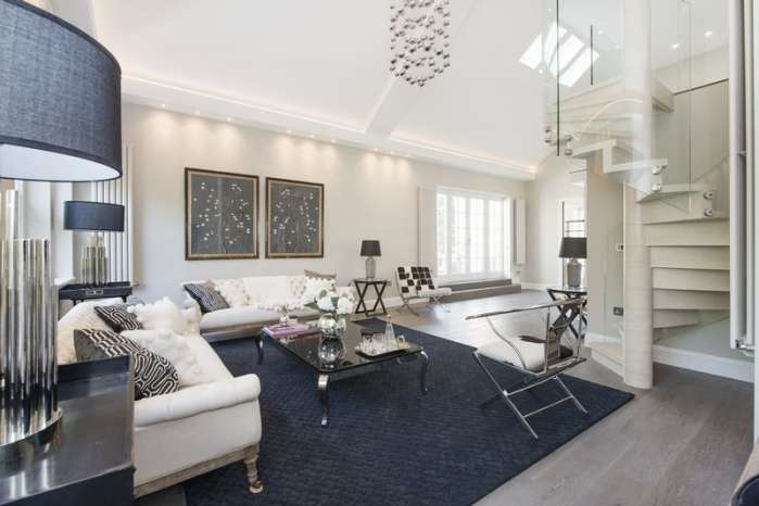 4 Bedrooms Flat for rent in Arkwright Road, Hampstead, London, NW3