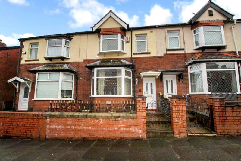 3 Bedrooms Terraced House for sale in Burnham Avenue, Bolton