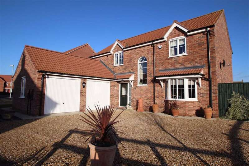 4 Bedrooms Detached House for sale in Stanhope Way, Boston