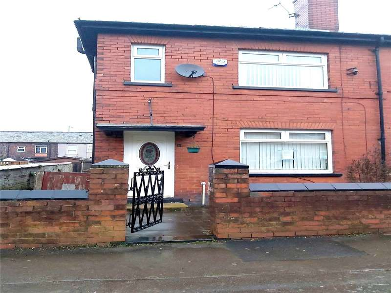 3 Bedrooms End Of Terrace House for sale in Patterson Street, Bolton, Greater Manchester, BL3