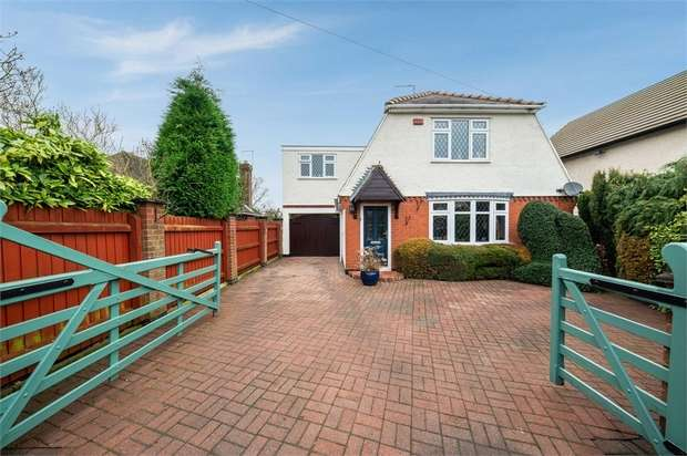 3 Bedrooms Detached House for sale in Meadow Lane, Coalville, Leicestershire