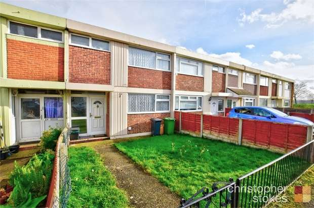 3 Bedrooms Terraced House for sale in Castle Close, Hoddesdon, Hertfordshire