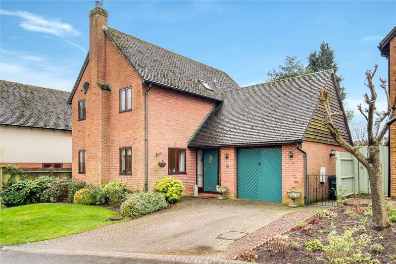 3 Bedrooms Detached House for sale in Church Close, Upper Sapey, Worcester, WR6