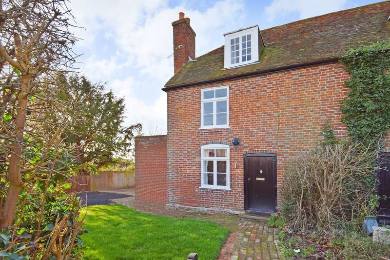 4 Bedrooms Semi Detached House for sale in Pilgrims Way, Canterbury
