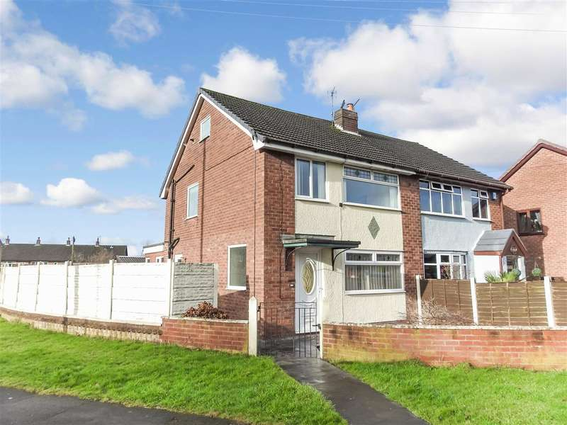 3 Bedrooms Semi Detached House for sale in Cumberland Avenue, Leyland