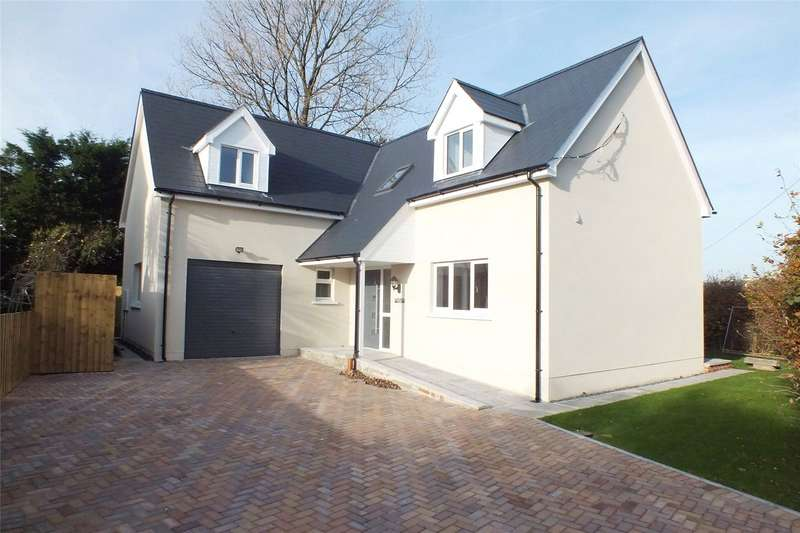 4 Bedrooms Detached House for sale in Sandalwood House, Wooden, Saundersfoot, Pembrokeshire