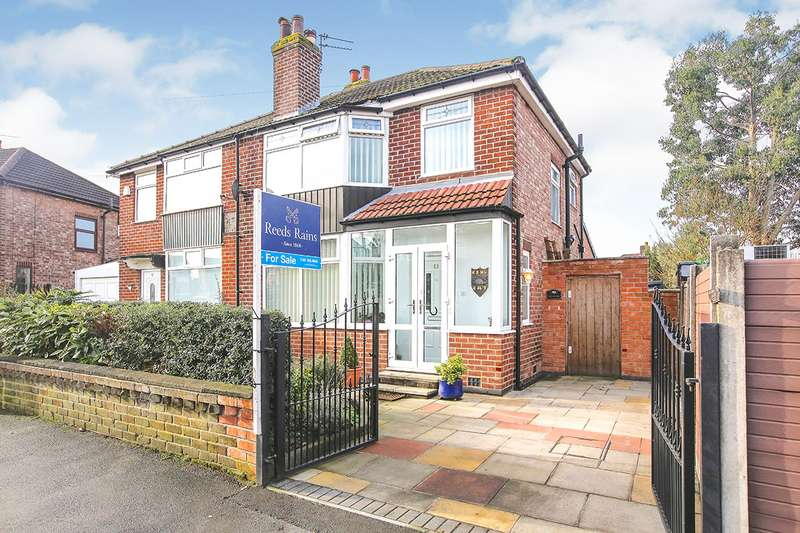 3 Bedrooms Semi Detached House for sale in Heswall Road, Reddish, Stockport, SK5
