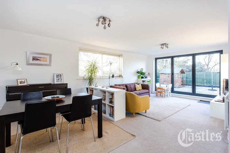 3 Bedrooms Flat for sale in Waverley Road, Crouch End, London, N8