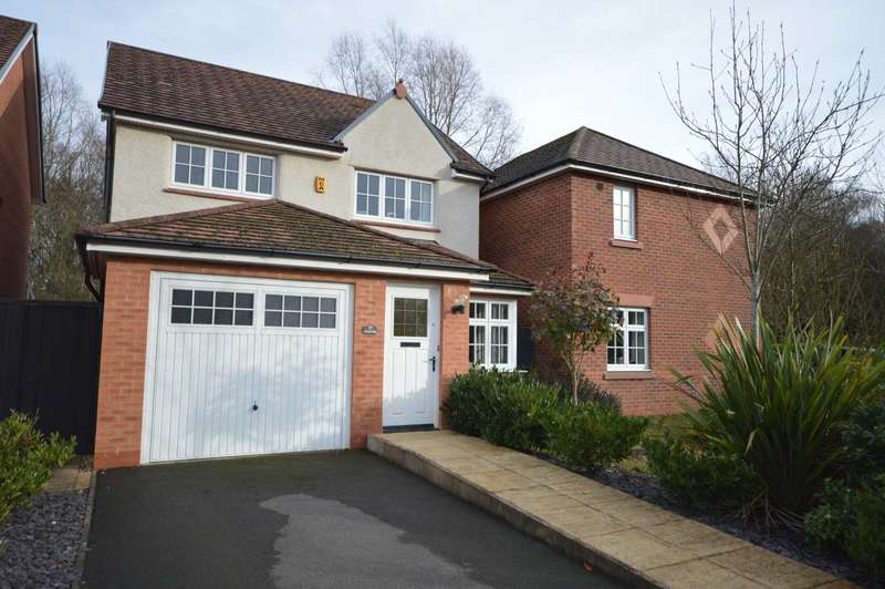 3 Bedrooms Detached House for sale in Hesketh Way, Bromborough