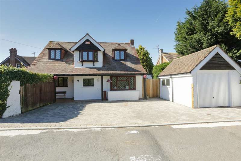 4 Bedrooms Detached House for sale in Colemans Stairs Road, BIRCHINGTON