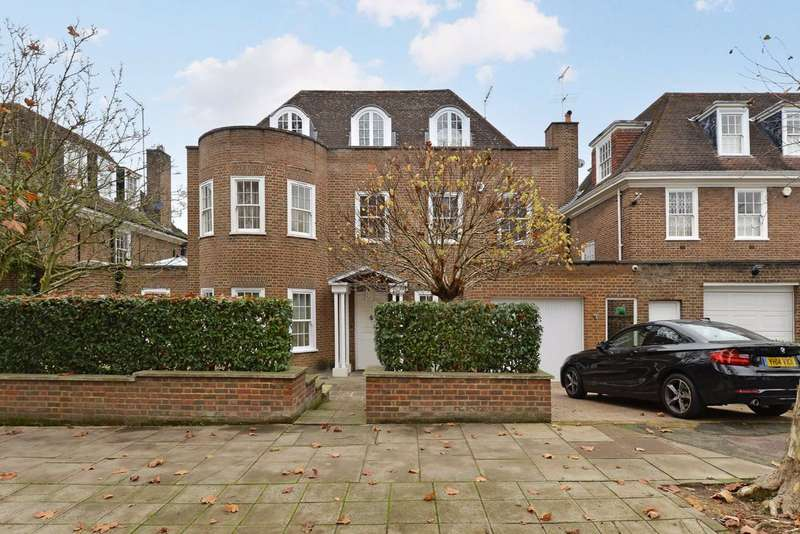 6 Bedrooms House for sale in Springfield Road, London, NW8
