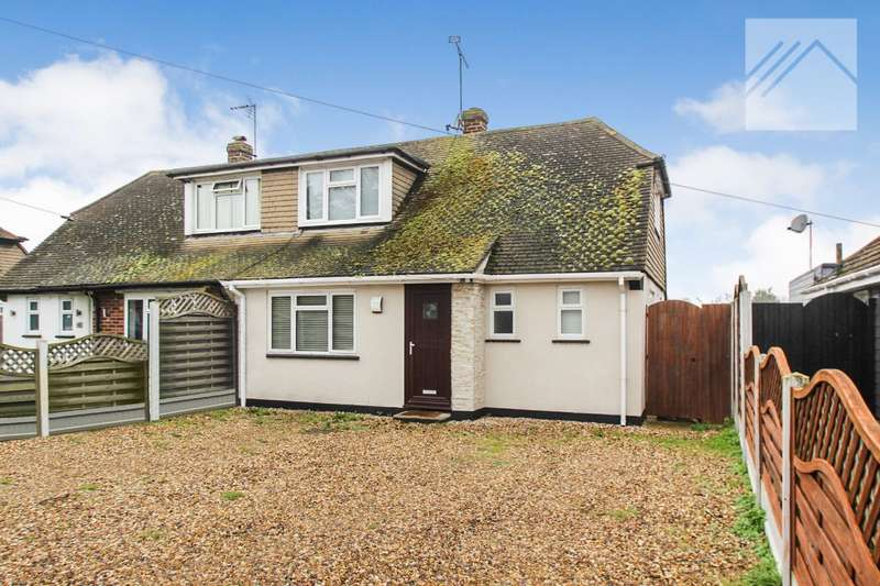 3 Bedrooms Semi Detached House for sale in West Crescent, Canvey Island