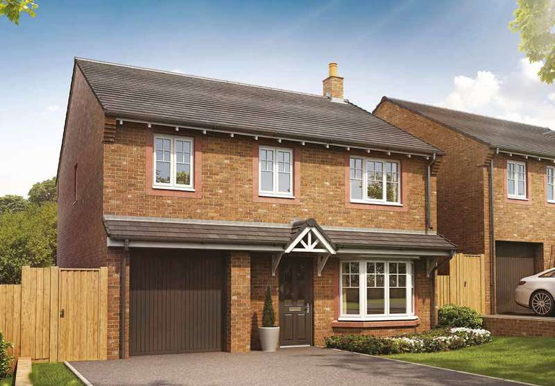 4 Bedrooms Detached House for sale in Plot 5, The Downham, Meadowbrook, Durranhill, Carlisle, CA1