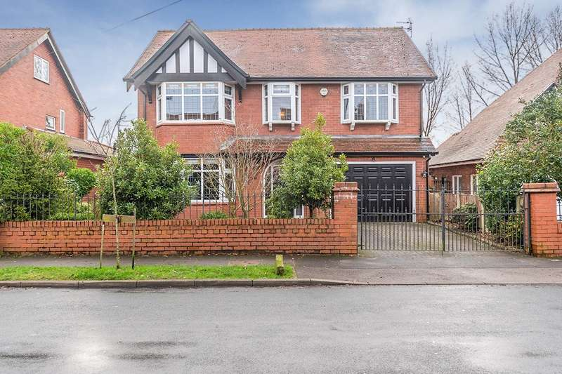 6 Bedrooms Detached House for sale in Milton Grove, Orrell, Wigan, Greater Manchester, WN5
