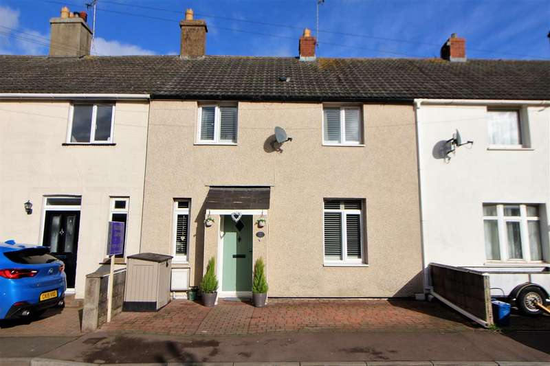 3 Bedrooms Terraced House for sale in Seaview, Sudbrook