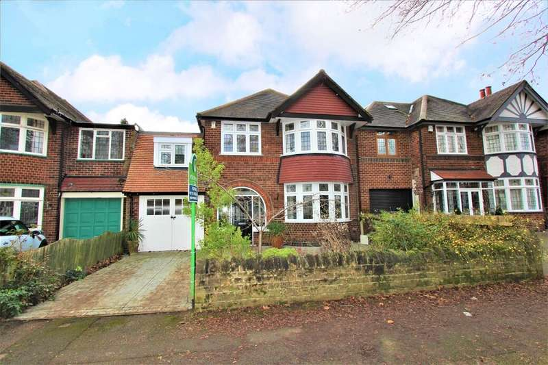 5 Bedrooms Detached House for sale in Harrow Road, Wollaton, Nottingham, NG8