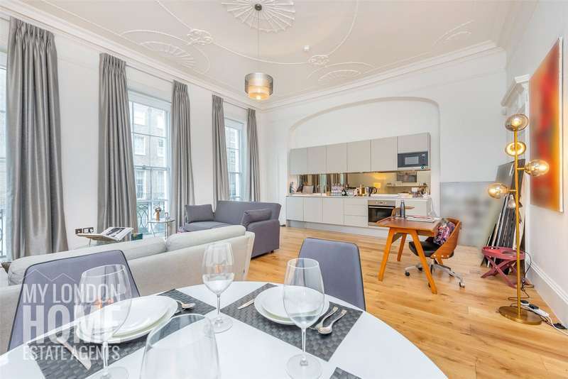 1 Bedroom Apartment Flat for sale in Gloucester Place, Marylebone, W1U