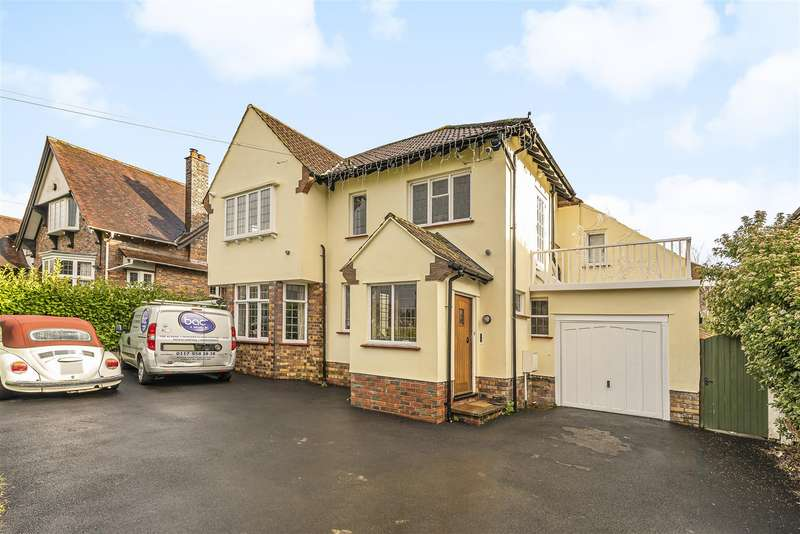 5 Bedrooms House for sale in Bell Barn Road, Stoke Bishop