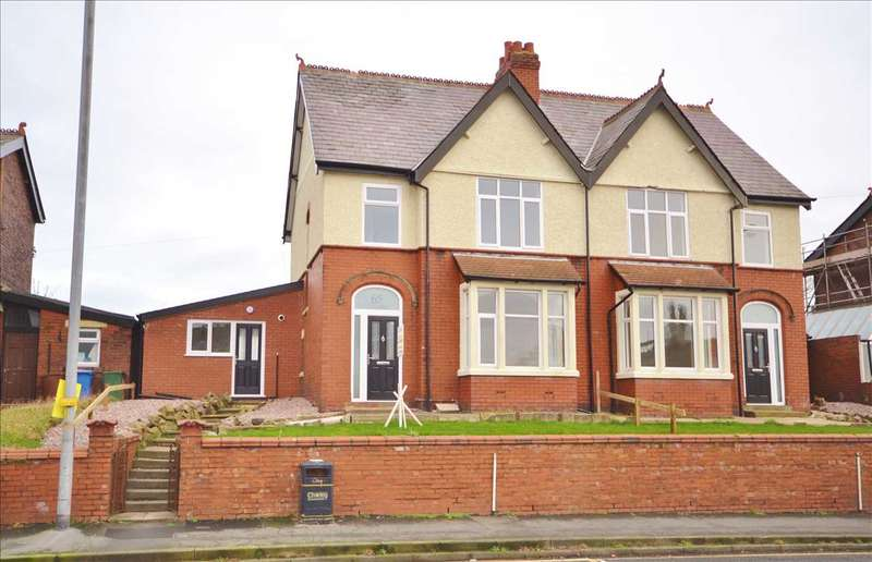 3 Bedrooms Semi Detached House for sale in Bolton Road, Chorley