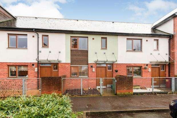 2 Bedrooms Terraced House for sale in Oakridge, Basingstoke, Hampshire