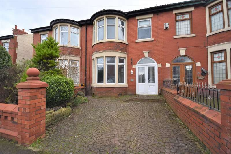 3 Bedrooms Terraced House for sale in Westmorland Avenue, Blackpool