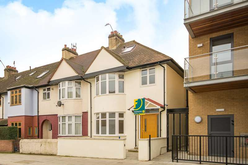4 Bedrooms House for sale in Shore Place, Hackney, E9