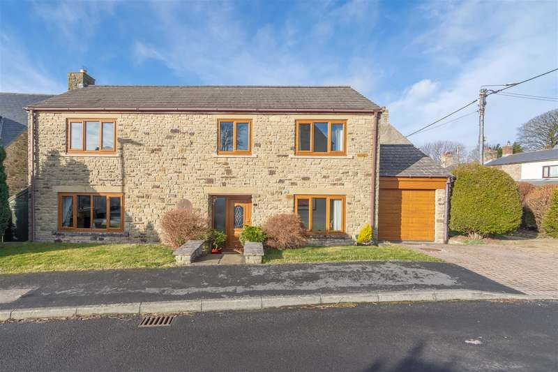 4 Bedrooms Detached House for sale in Hillcrest , Consett