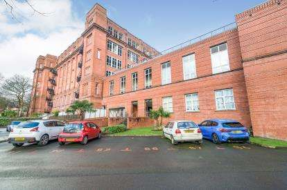 1 Bedroom Flat for sale in Holden Mill, Blackburn Road, Bolton, Greater Manchester, BL1