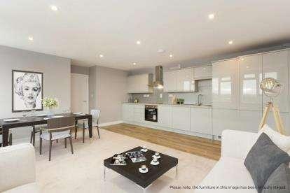 1 Bedroom Flat for sale in 96-106 Queensway, Bletchley