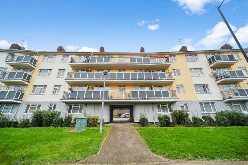 2 Bedrooms Flat for sale in Fry Road, Harlesden, London