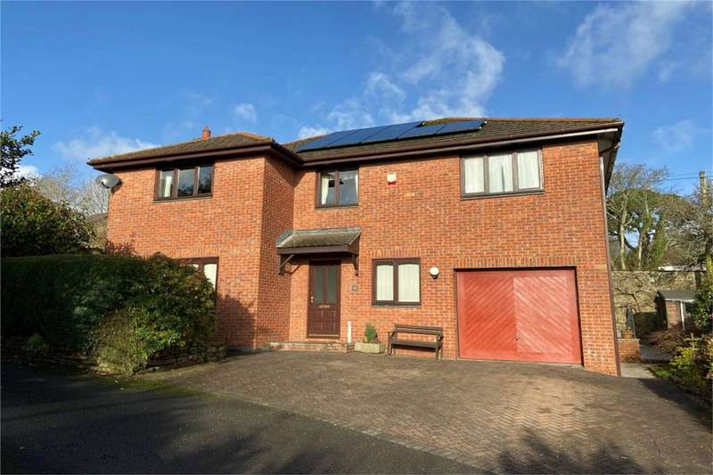 4 Bedrooms Detached House for sale in Alexandra Road, ST AUSTELL, Cornwall