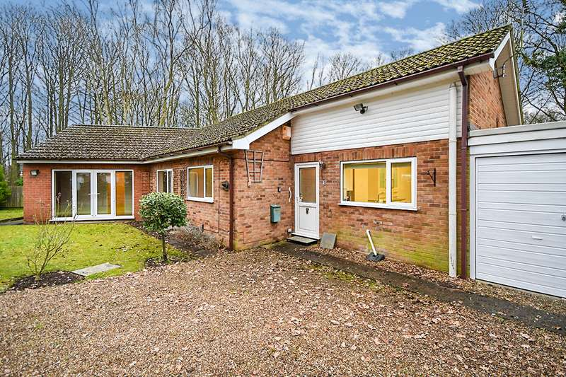 4 Bedrooms Detached Bungalow for sale in Finningley Road, Lincoln, Lincolnshire, LN6