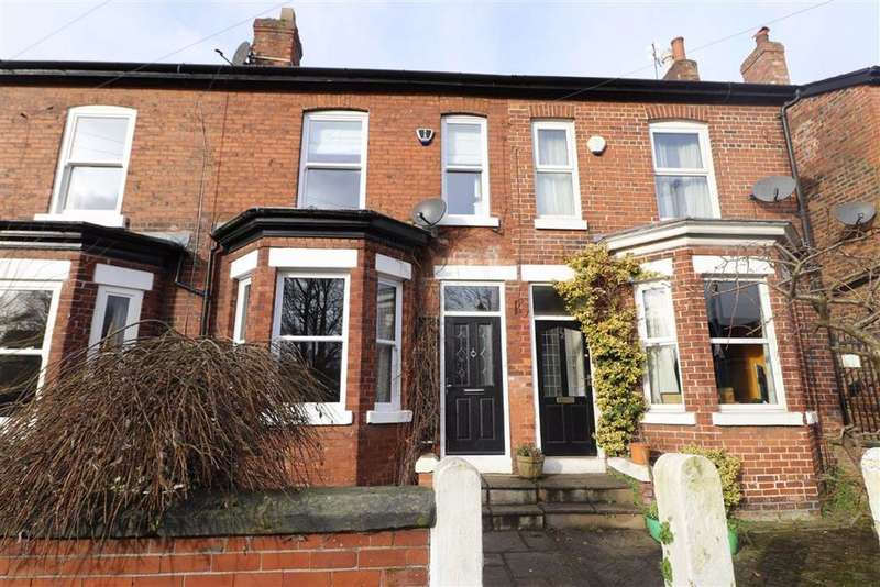 3 Bedrooms Terraced House for sale in Nell Lane, Chorlton, Manchester, M21