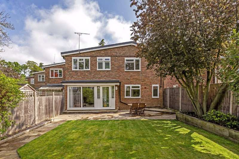 3 Bedrooms House for sale in Scrutton Close, Balham