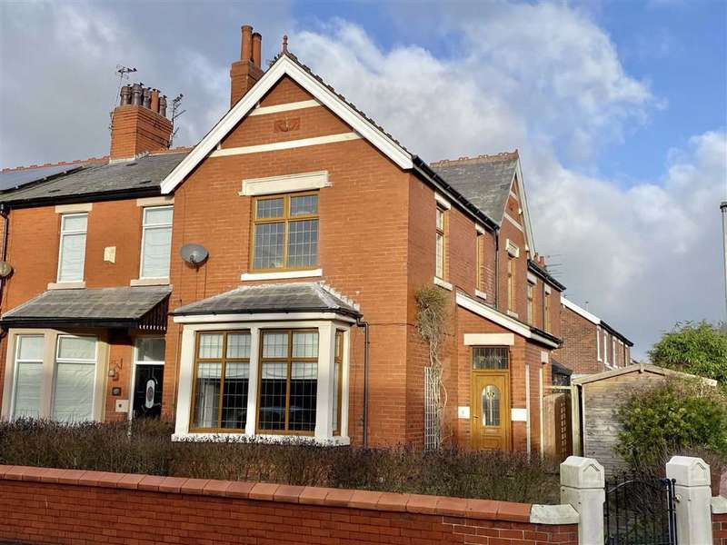4 Bedrooms End Of Terrace House for sale in Warton Street, Lytham