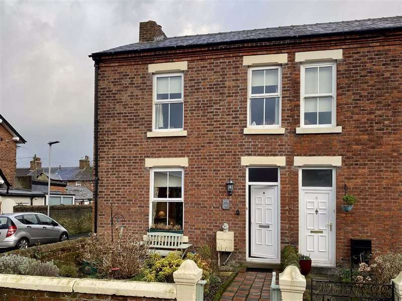 3 Bedrooms End Of Terrace House for sale in West Cliffe, Lytham