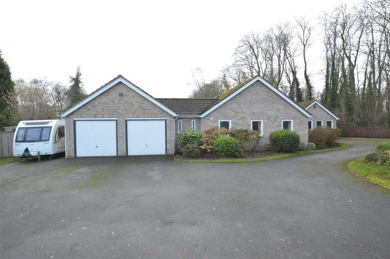 4 Bedrooms Bungalow for sale in Pinfold Lane, South Rauceby