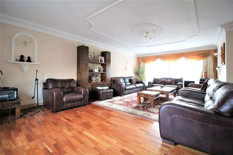 5 Bedrooms Property for sale in Nathans Road, Wembley