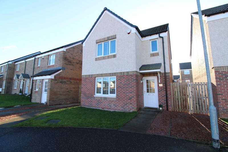 3 Bedrooms Detached Villa House for sale in Barleycorn Path, Carnbroe, Coatbridge, North Lanarkshire, ML5 4QG