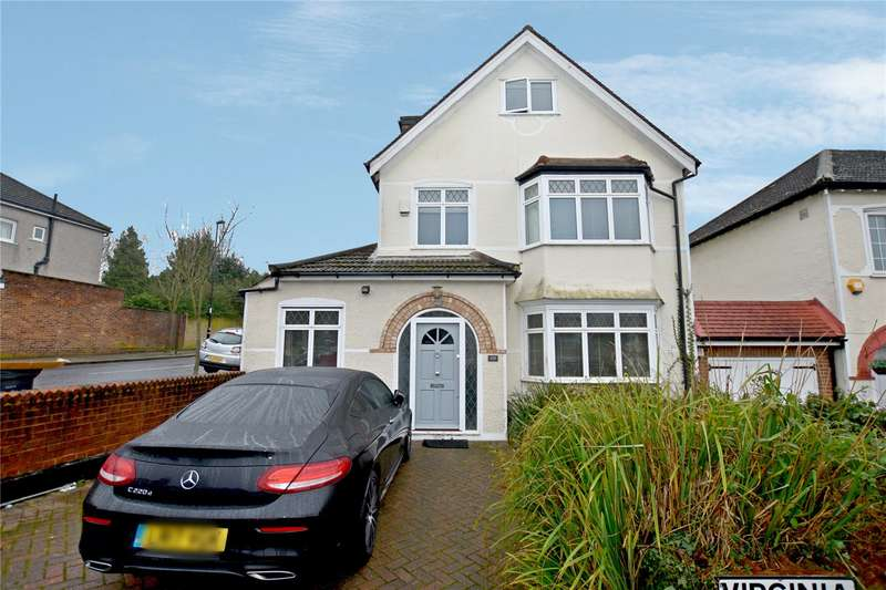 5 Bedrooms Detached House for sale in Virginia Road, Thornton Heath