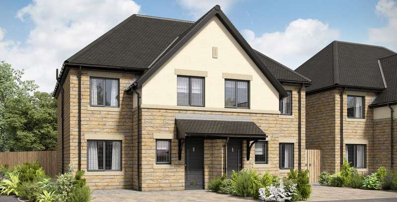 3 Bedrooms Semi Detached House for sale in Rowan Meadows, Leigh, Lancashire, WN7
